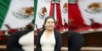 Belinda Iturbide defenderá mayor presupuesto para el campo en Michoacán