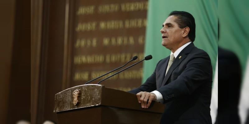 A dos años y sin triunfalismos, Michoacán es otro: Silvano Aureoles