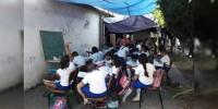 LC: Alumnos de la Primaria Melchor Ocampo podrán regresar a clases sin peligro por temblor