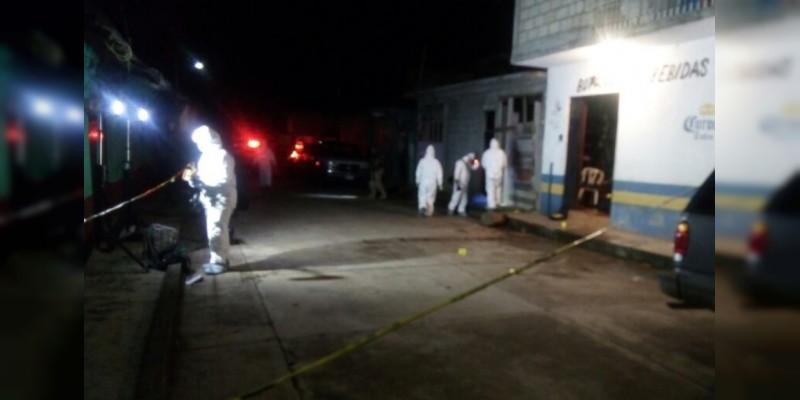 Ejecutan a dos mujeres y lesionan a otra en Villa Madero