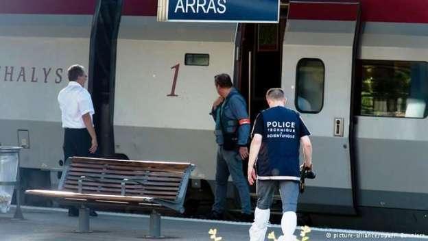 Hombre abre fuego en tren en Bélgica; hay tres heridos