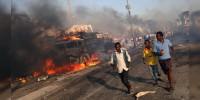 El peor atentado en la historia de Somalia deja más de 200 muertos