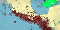 Van 39 mil réplicas del sismo del 19 de septiembre, todas ellas en