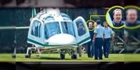 Senador priista utiliza helicóptero del ejército para ir a jugar golf