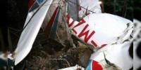 Hallan avioneta desaparecida en Guerrero; hay dos muertos