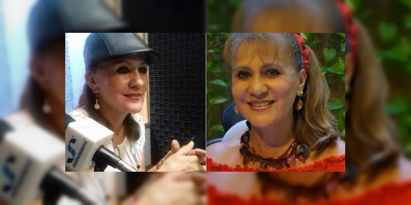 Balean a Cecilia López, conductora de radio en Guadalajara, Jalisco