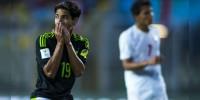 Se consuma el fracaso, Tri Sub-17 eliminado del Mundial