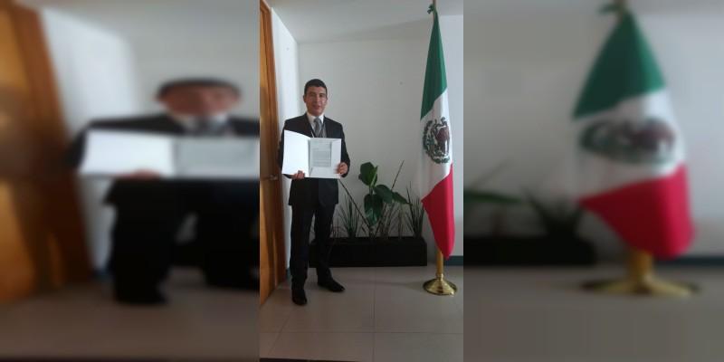 Nombran a José Alzati, delegado regional de PGR en CDMX