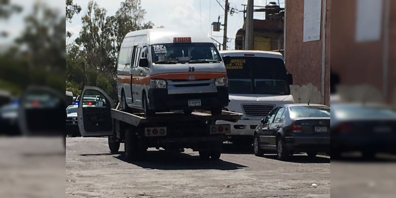 """Morelia: Asesinan a """"combiero"""" en la colonia Centenario"""