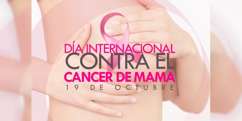 Hoy es el Día Mundial de Lucha contra el Cáncer de Mama