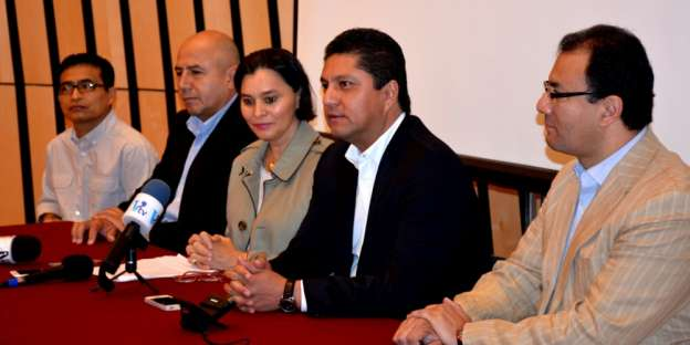 Para fortalecer los posgrados, necesario apoyar actividad científica: Raúl Cárdenas