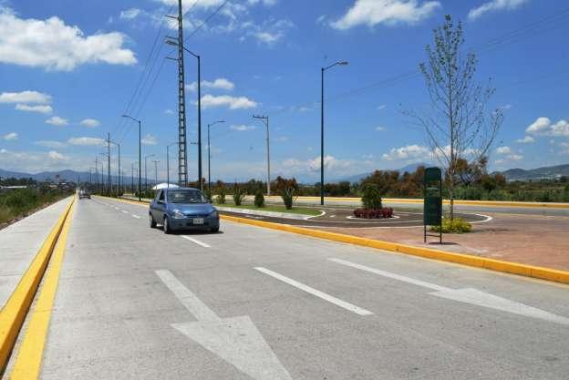 "Inauguran avenida Morelia-Tarímbaro ""Óscar Chávez"""