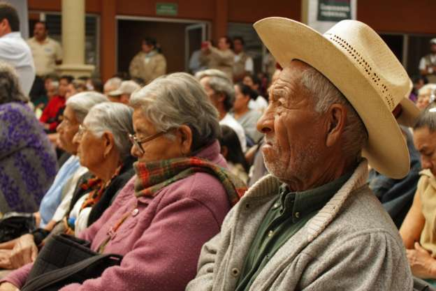 Hay en el mundo más de 600 millones de personas de 60 años y más
