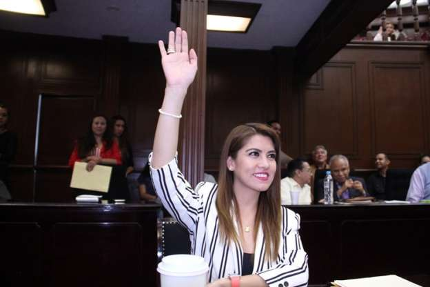 Esperamos acciones a favor de Michoacán por parte de nuevos funcionarios federales: Yanitzi Palomo