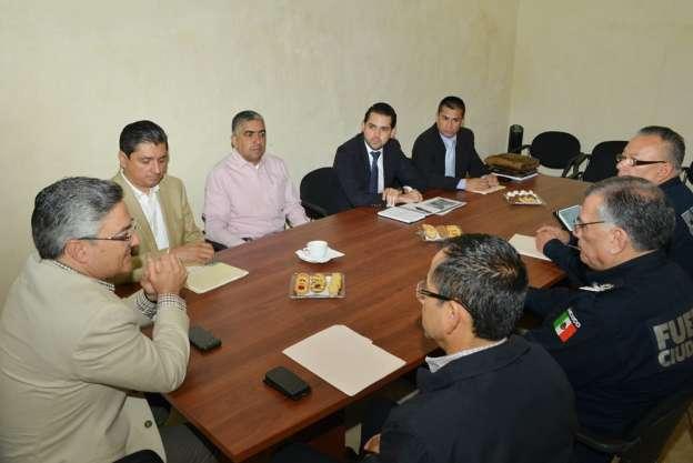 Representantes de KCS y autoridades de Morelia analizan acciones para aminorar afectaciones por el tren