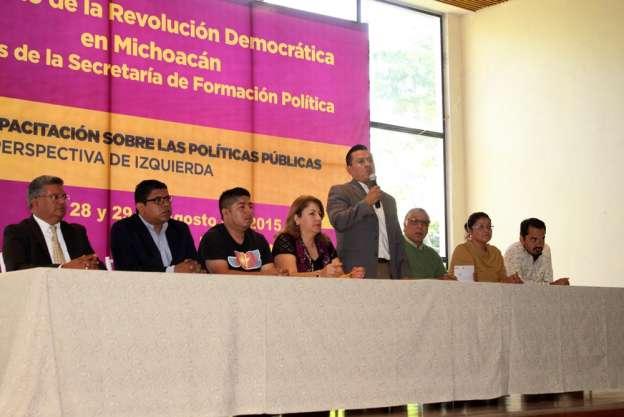 Tendremos municipios comprometidos con la transparencia y la transformación social: PRD