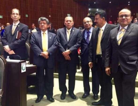 Jesús Zambrano, nuevo presidente de la Cámara de Diputados