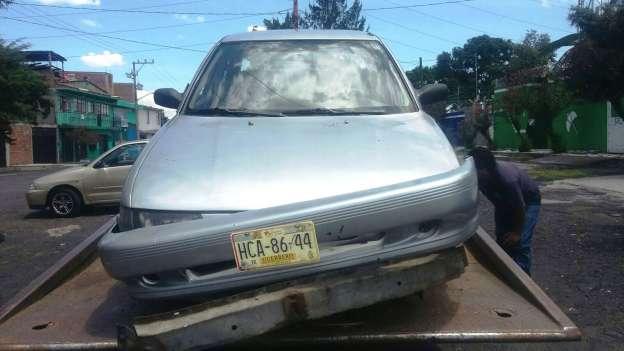 Recuperan vehículos con reporte de robo en Morelia y Tuxpan, Michoacán