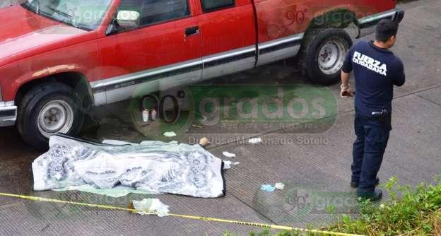 A puñaladas asesina a su esposa, en Uruapan, Michoacán