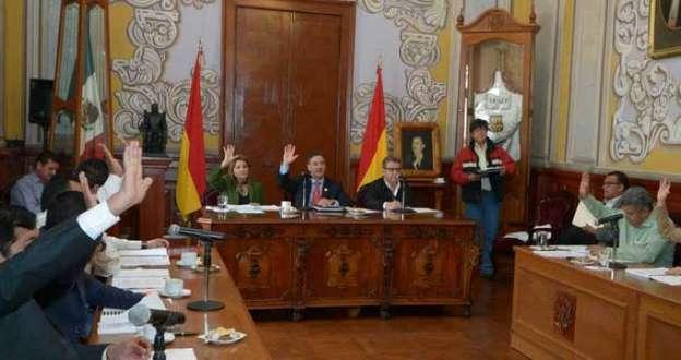 No hay opacidad del Ayuntamiento de Morelia en la entrega-recepción: Regidores
