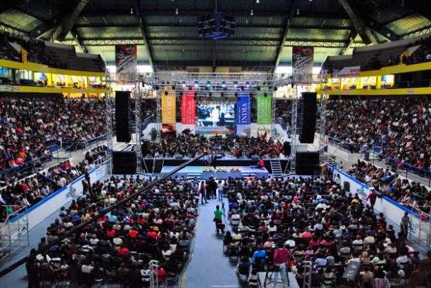 Feria Universitaria del Libro 2015 recibe a más de 151 mil asistentes