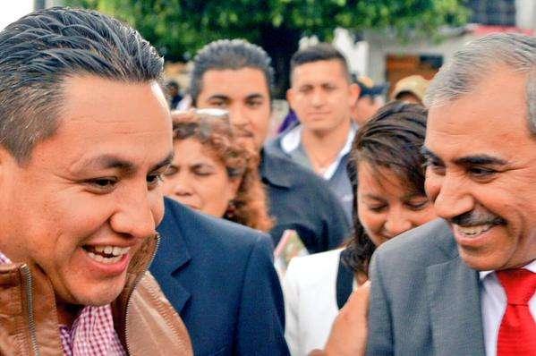 Realizan entrega simbólica del Ayuntamiento de Uruapan, Michoacán
