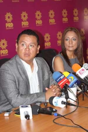 Ausencia de autocrítica y sinceridad en el informe de Salvador Jara: PRD