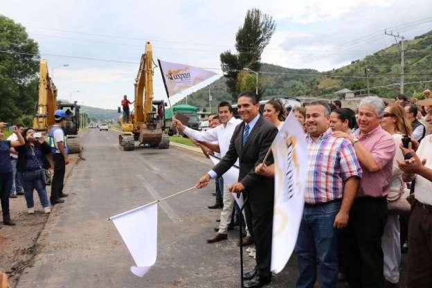Convoca a Silvano Aureoles a trabajar en equipo por Michoacán