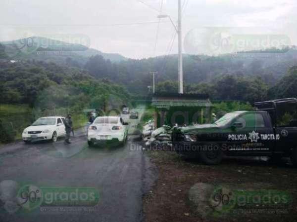 Esclarece PGJE doble asesinato en Tancítaro, Michoacán