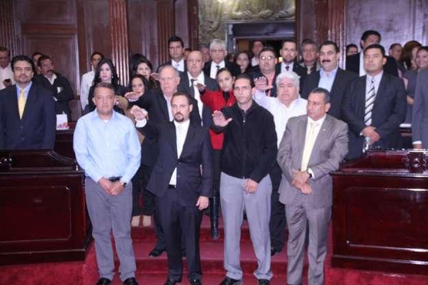 Designa Congreso a Marco Vinicio Ávila Sánchez como alcalde provisional de Sahuayo