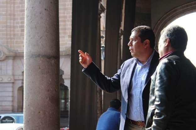 Gobernar Morelia exige compromiso con ciudadanos: Juan Carlos Barragán