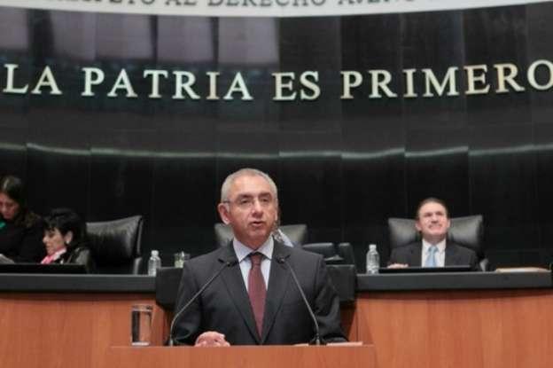 Seguiremos contra la tóxica reforma fiscal: Salvador Vega