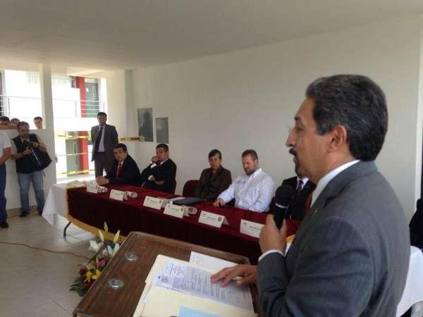 Lo mejor de los nicolaitas está al servicio de Michoacán: Medardo Serna