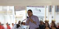 Con la suma de voluntades se genera desarrollo para Zitácuaro: Silvano Aureoles
