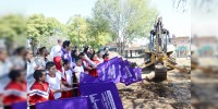Gobierno Municipal cerrará el 2017 construyendo obras como nunca en Morelia