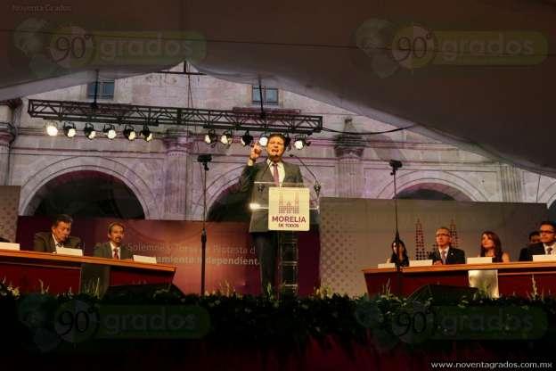 Transparencia y rendición de cuentas, ejes de la Administración de Alfonso Martínez Alcázar