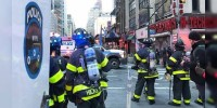 Se registra fuerte explosión en el Times Square de Nueva York