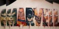 Tatuaje fallido de fan de Marvel se vuelve viral