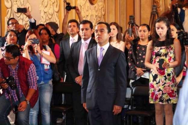 Rinden protesta secretario del Ayuntamiento de Morelia