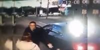 Chófer de Cabify agrede a una mujer a patadas