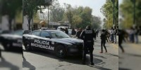 CNTE bloquea Calzada Ventura Puente