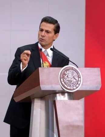Anuncia Enrique Peña Nieto decálogo para el resto de su administración
