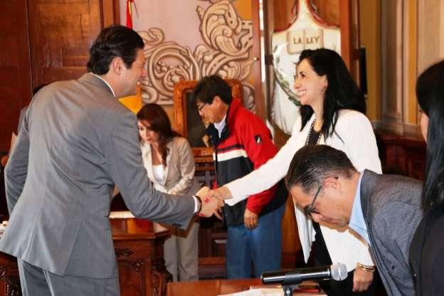Se va a poner orden en el municipio, asegura Alfonso Martínez Alcázar