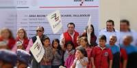 Inaugura SEDATU obra en Zamora, se beneficiarán a más de 5 mil habitantes