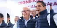 Cumplen Silvano Aureoles y Federación con dignificación de 100% de Centros de Salud en Michoacán