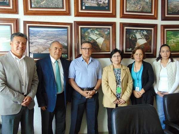 Signan convenio para construcción de aulas del COBAEM en Villas del Pedregal, en Morelia