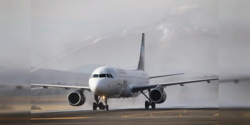 Aeropuerto de Morelia presenta nuevas inversiones para ofrecer más y mejores servicios