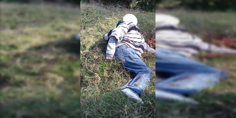 Hallan cuerpo decapitado en Sahuayo