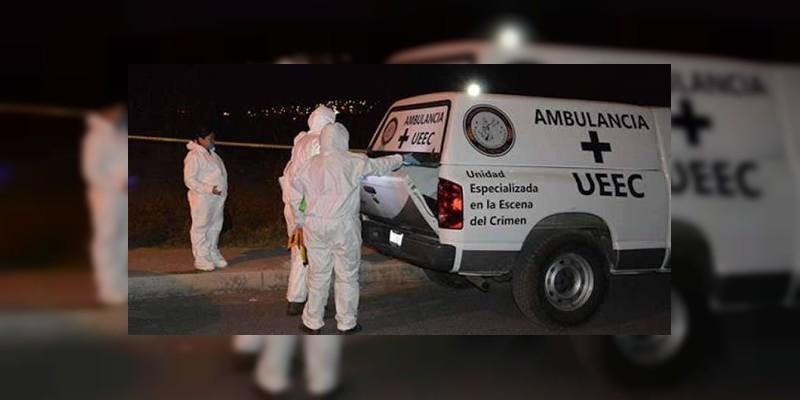 Pátzcuaro: Mueren dos personas tras ser atropelladas