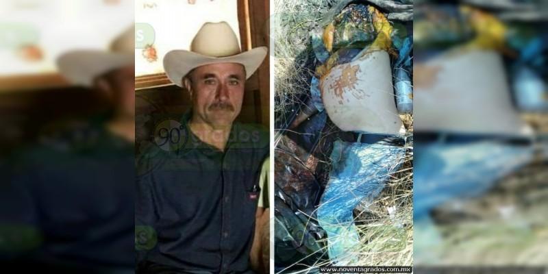 Identifican a decapitado hallado en bolsas en Buenavista